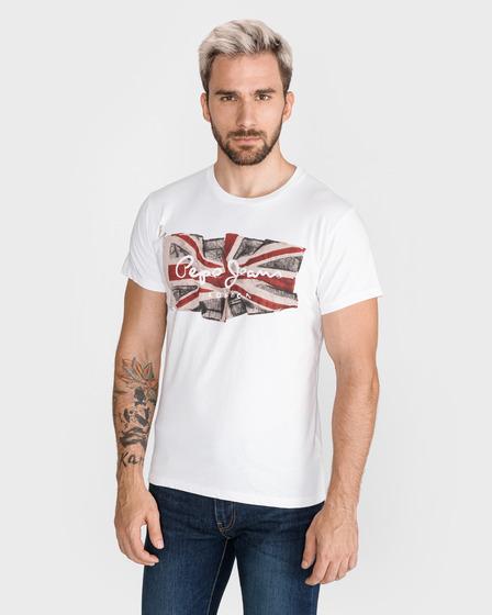 Pepe Jeans Flag Tricou
