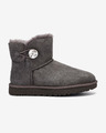 UGG Mini Bailey Button Bling Cizme de z?pad?
