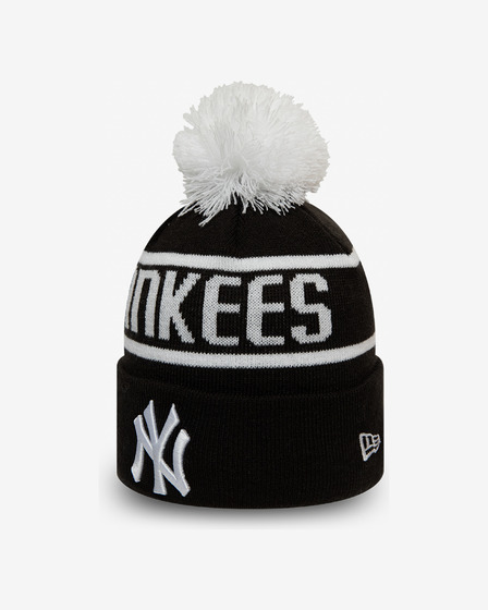 New Era New York Yankees C?ciul? cu pompon pentru copii