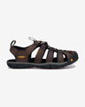 Keen Clearwater CNX Leather Sandale