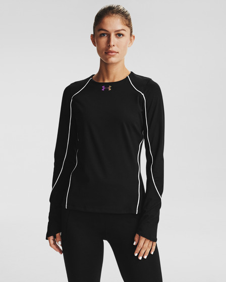 Under Armour ColdGear® Rush LS Crew Tricou