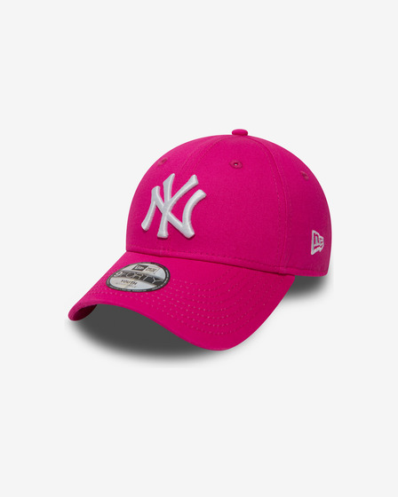 New Era NY Yankees Essential Kids Pink 9Forty Șapcă de baseball