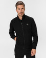 Lacoste Sport Cotton Blend Fleece Zip Hanorac