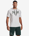 Under Armour Project Rock Charged Cotton® Tricou