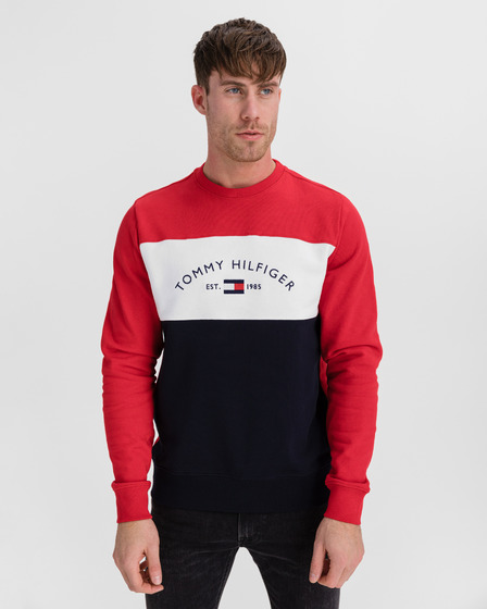 Tommy Hilfiger Embroidered Signature Hanorac
