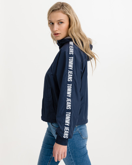 Tommy Jeans Repeat Logo Tape Jachetă