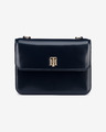Tommy Hilfiger Monogram Plaque Cross body