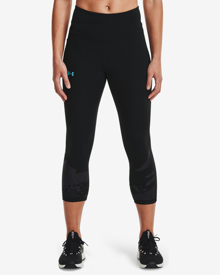 Under Armour Rush Tonal Capri Colanți