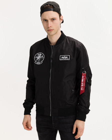 Alpha Industries Glow In The Dark Jachetă
