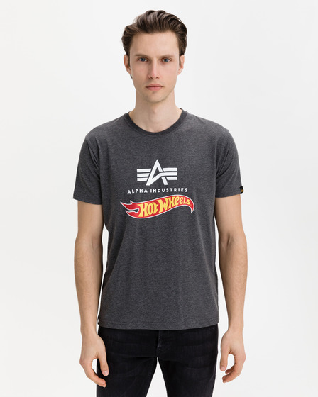 Alpha Industries Hot Wheels Flag Tricou