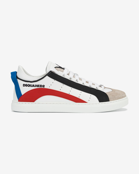 DSQUARED2 Lace-Up Low Top Teniși