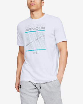 Under Armour Makes You Better Tricou