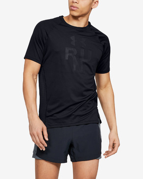 Under Armour Qualifier Glare Tricou