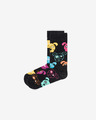 Happy Socks Cat Vs Dog Set de 2 perechi de șosete