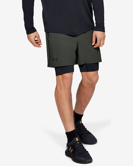 Under Armour Qualifier 2-in-1 Pantaloni scurți