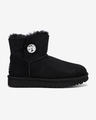 UGG Mini Bailey Button Bling Cizme de zăpadă