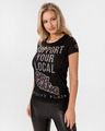 Philipp Plein Support Tricou
