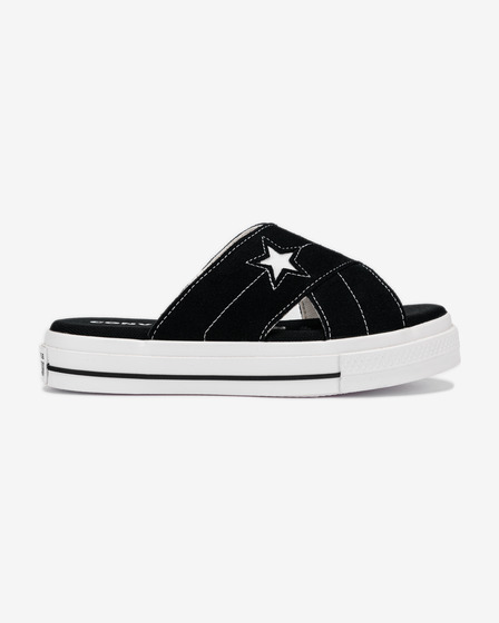 Converse One Star Păpuci