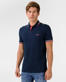 BOSS Paul Curved Polo Tricou