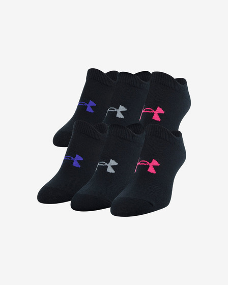 Under Armour Essentials Set de 6 perechi de șosete pentru copii