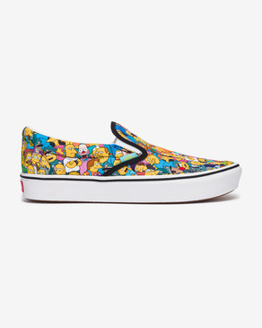 Vans The Simpsons Comfycush Springfield Slip On