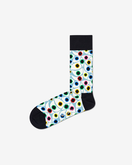Happy Socks Organic Eyes Șosete