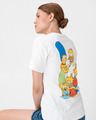 Vans The Simpsons Tricou